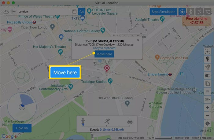 How to Fake GPS Location on iPhone without Jailbreak