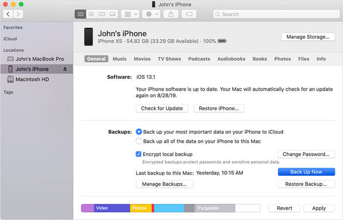 How to Transfer Text Messages from iPhone to Computer