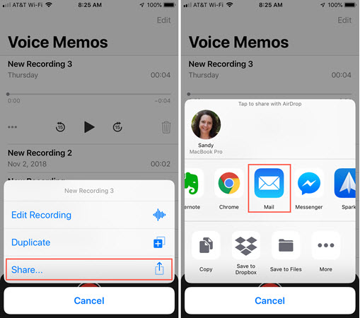 How to Get Voice Memos Off iPhone onto Computer