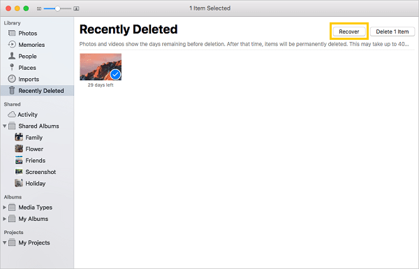 How to Recover Deleted Photos on Macbook, iMac, Mac Mini