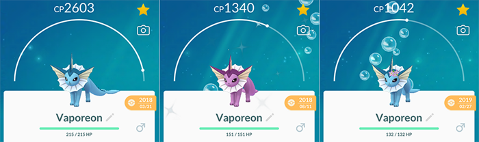 Pokémon Go Shiny Eevee Evolutions Full Guide in 2021