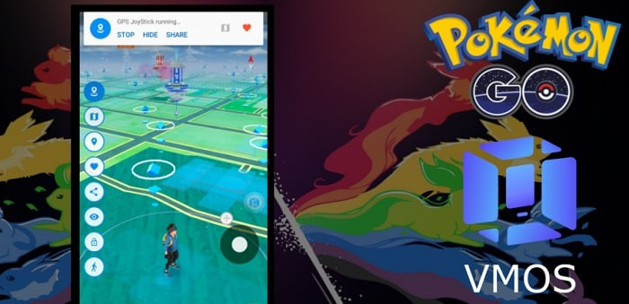 How to Spoof Pokémon Go Location with VOMS