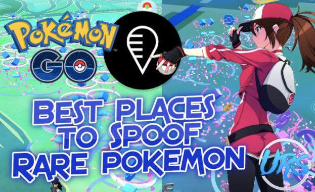 Top 12 Best Places to Spoof in Pokemon GO