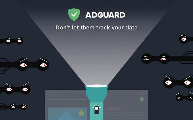 adguard track data