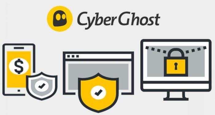 cyberghost vpn safe