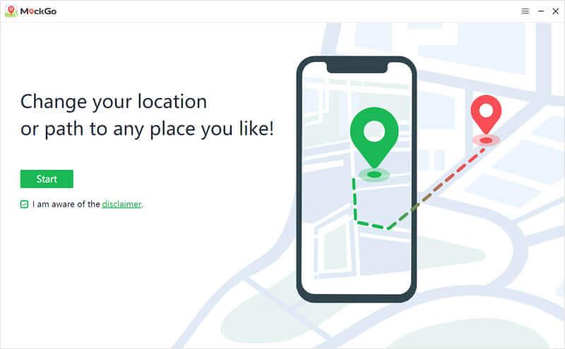 iOS Location Changer