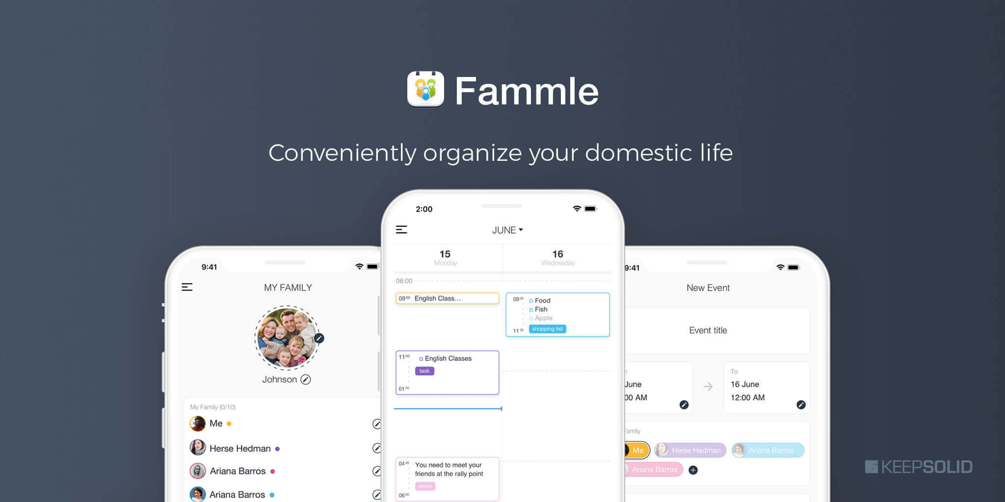 Photo of Fammle Review: Free Family Organizer