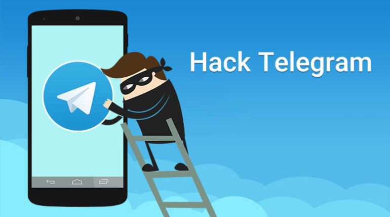 telegram hack